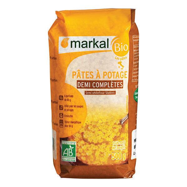 Markal - Pâtes à potage demi-complètes 500g