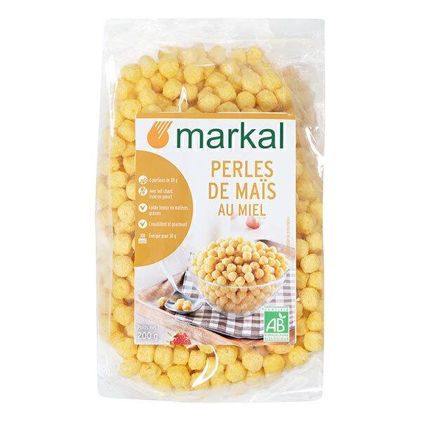 Markal - Perles de maïs au miel 200g