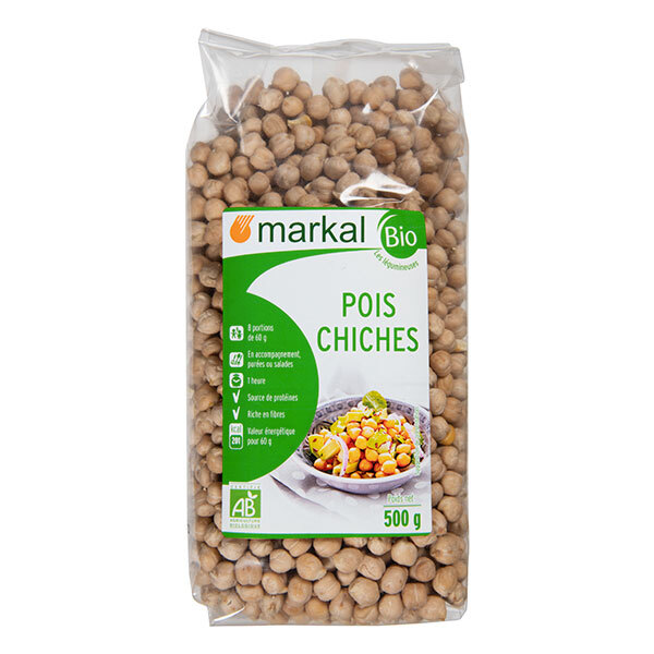 Markal - Pois chiches - 500g