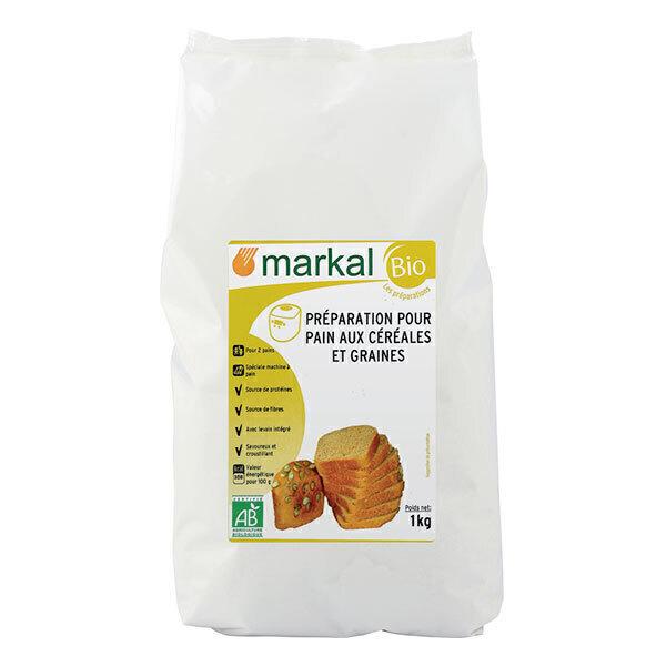 Markal - Préparation pour pain aux céréales 1kg