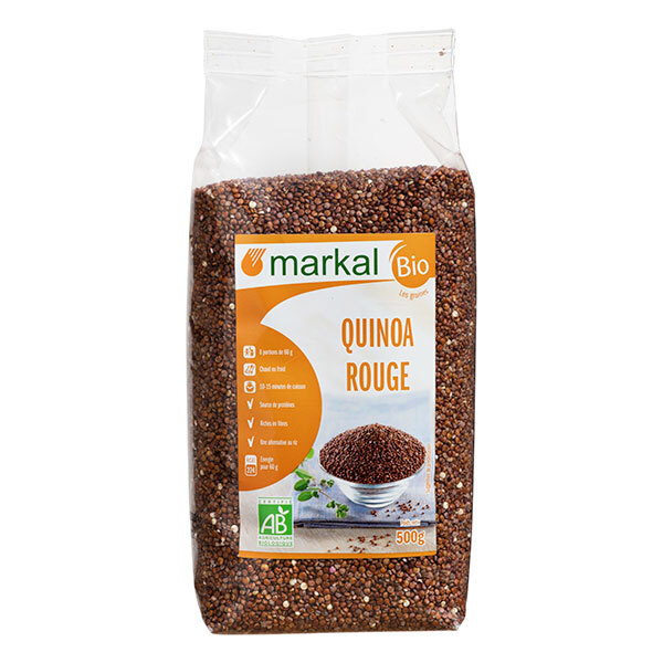 Markal - Quinoa real rouge 500g