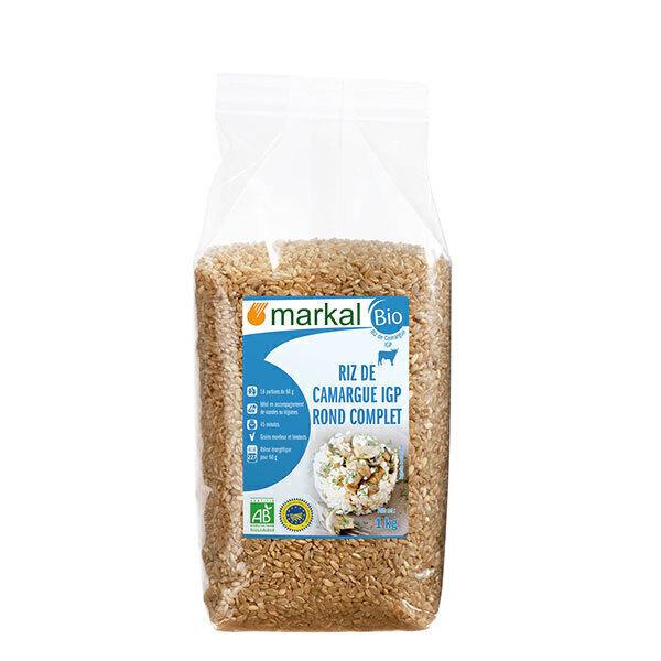 Markal - Riz rond complet camargue 1kg