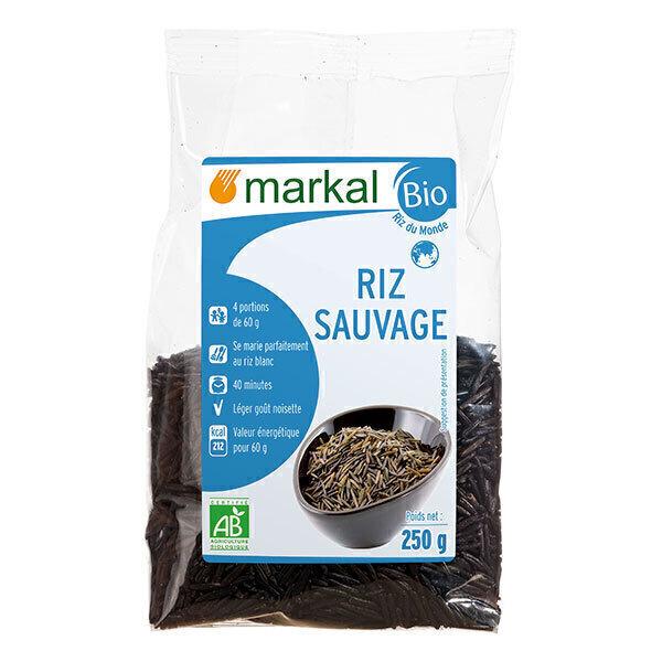 Markal - Riz sauvage 250g