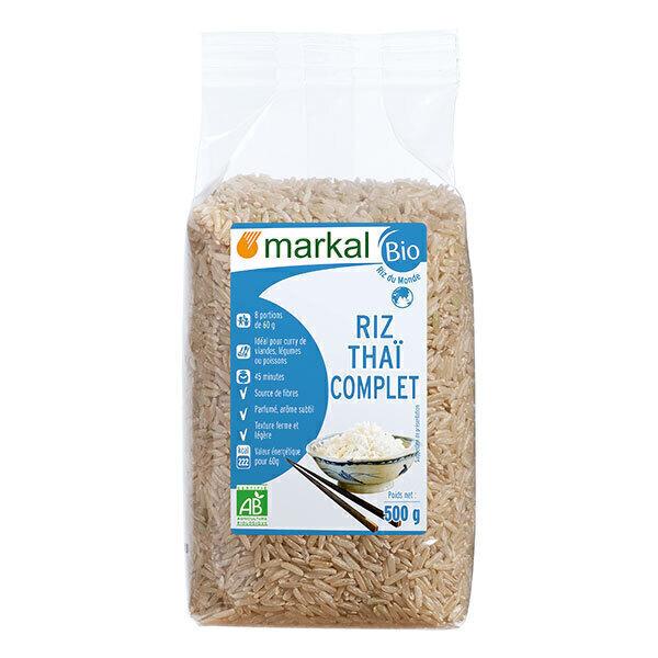 Markal - Riz thaï complet 500g
