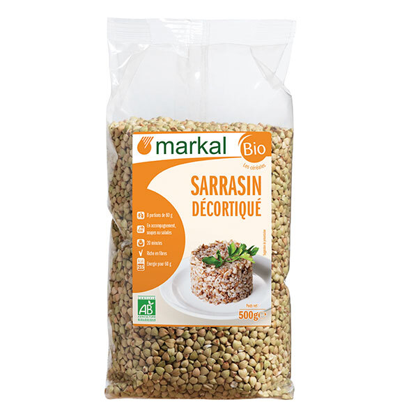 Markal - Sarrasin décortiqué 500g