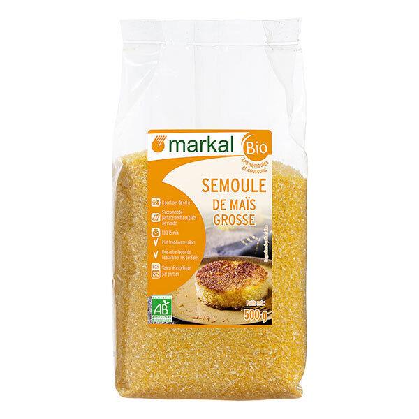 Markal - Semoule de maïs grosse 500g