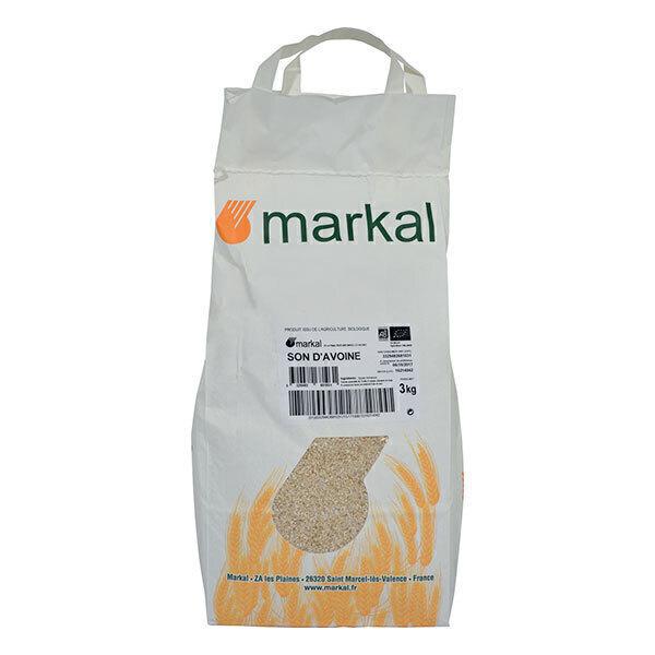 Markal - Son d'avoine 3kg