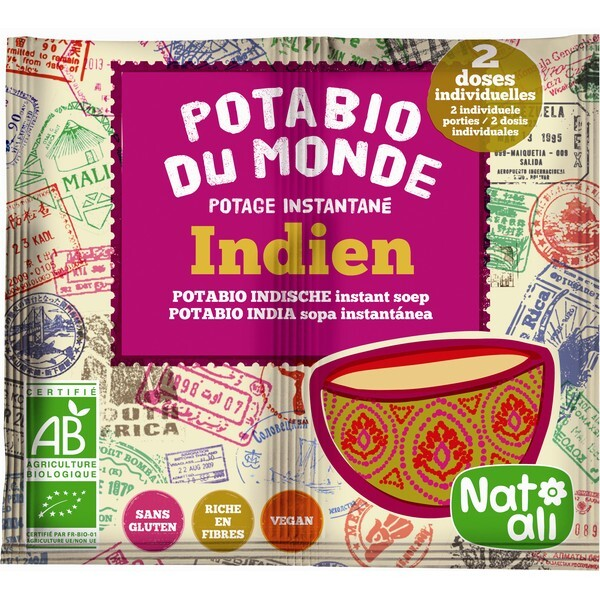 Natali - Potabio Indien 2x8,5g