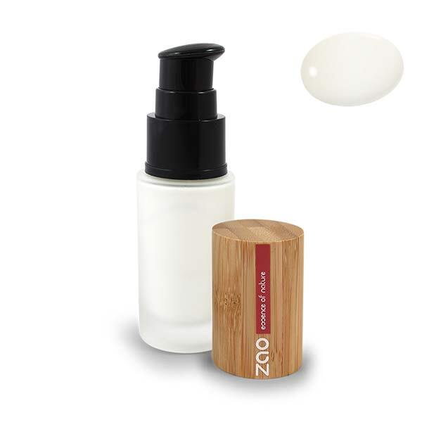 Zao MakeUp - Base de teint lumière 700 blanche
