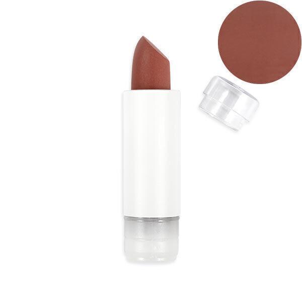 Zao MakeUp - Recharge Rouge à lèvres Mat 467 Nude hâlé