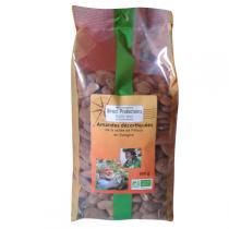 Direct producteurs Fruit secs - Amandes décortiquées de la vallée de Pinoso Espagne Bio 600gr