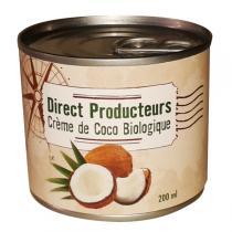 Direct producteurs Fruit secs - Préparation de coco du Sri Lanka Bio - 200 ml