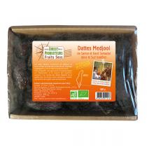 Direct producteurs Fruits secs - Dattes medjool du sud Israëlien - 500g