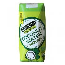 Direct producteurs Fruit secs - Eau de coco nature du Sri Lanka Bio - 330 ml