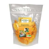 Direct producteurs Fruit secs - Mangues séchées du Burkina Faso Bio - 125gr