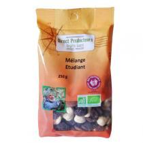 Direct producteurs Fruit secs - Mélange Etudiant Bio - 250 g