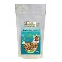 Direct producteurs Fruit secs - Noix de cajou toastées du Vietnam Bio - 125 g