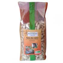 Direct producteurs Fruit secs - Noix de cajou toastées du Vietnam Bio - 600gr