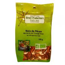 Direct producteurs Fruit secs - Noix de Pécan Afrique du sud - Bio - 125 g