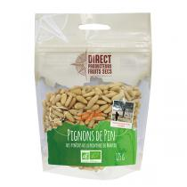 Direct producteurs Fruits secs - Pignons de pin bio - 125 g