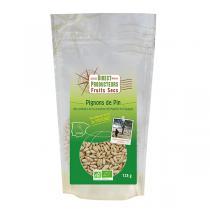 Direct producteurs Fruit secs - Pignons de pin des pinèdes de Catalogne Bio - 125 g