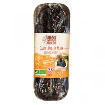 Direct producteurs Fruits secs - Dattes deglet nour de Tunisie - 250 g