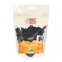 Direct producteurs Fruits secs - Raisins Thompson de la plaine de Manisa en Turquie Bio - 250 g