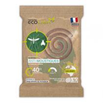 Ecolign - Spirales Anti-Moustiques - Ecocoil 110