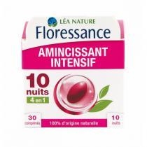 Floressance - Comprimés Amincissant intensif 10 nuits