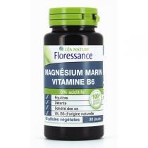 Floressance - Magnésium marin B6 - 60 gélules