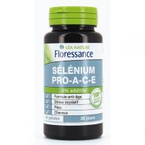Floressance - Sélénium Pro ACE - 60 gélules