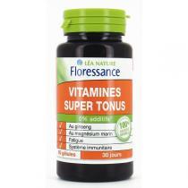 Floressance - Vitamines Super Tonus - 60 gélules