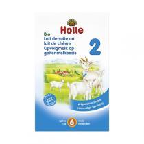 Holle - Lait de Suite au Lait de Chèvre Bio dès 6 mois