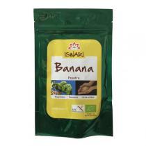 Iswari - Banane biologique en poudre - 125g