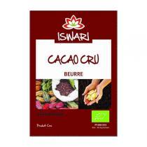 Iswari - Beurre de cacao cru - 125g