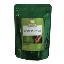 Iswari - Graines de chanvre écossées biologiques - 250g