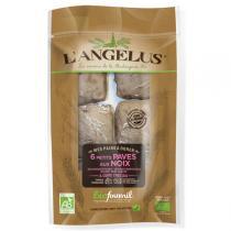 L'Angélus - 6 petits pavés aux noix - 360g
