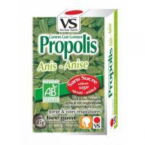 Vecteur Santé - Gommes propolis/anis bio 45g