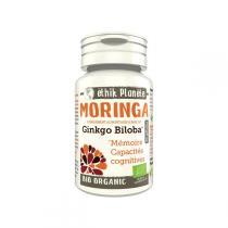LT LABO - Moringa et Ginkgo Biloba Bio 30 gél