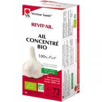 Vecteur Santé - Revit'ail ail 100% bio 72 gél