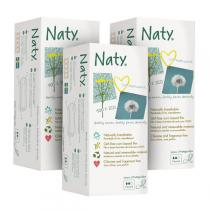 Eco by Naty - Pack 3 paquets de 32 protège slips Normal