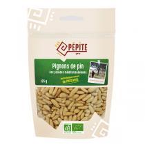 Pépite - Pignons de pin bio 125g