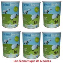 Prémibio - Lot de 6 boites PrémiBrebis dès 6 mois 900g
