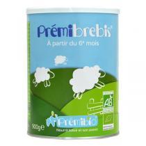 Prémibio® - Lot de 6 boites PrémiBrebis® dès 6 mois 900g