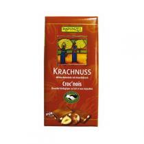 Rapunzel - Chocolat CROC'NOIS Noisettes 100g