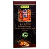 Rapunzel - Chocolat Noir 85% Bio 80 g