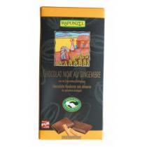 Rapunzel - Chocolat Noir au Gingembre Bio 80 g