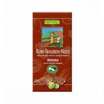 Rapunzel - Chocolat Havana au Rhum 100 g