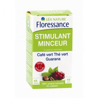 stimulant minceur caf vert th vert guarana 45 g lules floressance acheter sur. Black Bedroom Furniture Sets. Home Design Ideas