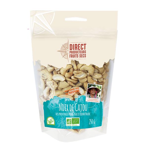 Pépite - Noix de cajou du Vietnam 250 g